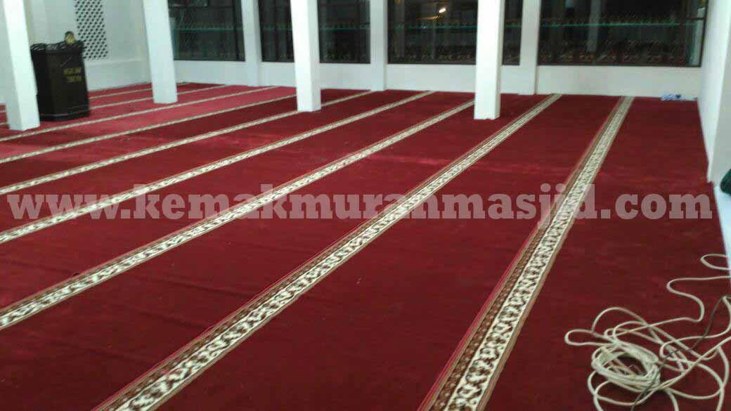 jual karpet masjid di bandung timur Al Husna Pusat