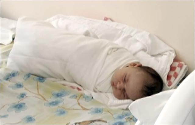 Luar Biasa dan Tidak Biasa! Sungguh Ajaib! Keberhasilan Kelahiran Bayi di dalam Perut dan Bukan di Rahim