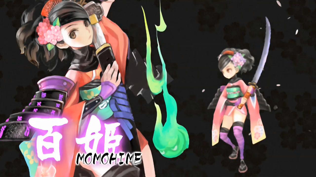 Momohime Oboro Muramasa Muramasa The Demon Blade Wallpaper
