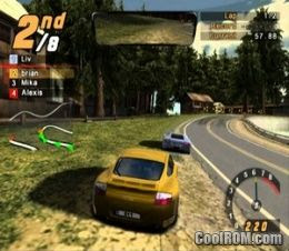 Need For Speed Carbon Psp Romsmania Need4speed Fans