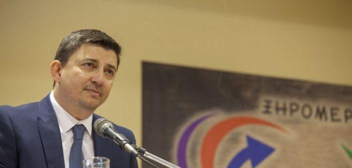 Ξανά στο υπουργείο για τον προϋπολογισμό του 2020 ο Γ. Τριανταφυλλάκης