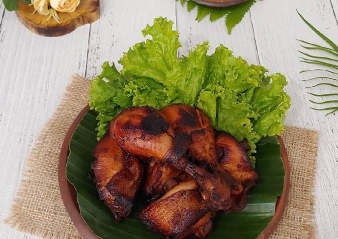 Cara Praktis Mempersiapkan Ayam Goreng Kalasan Khas Sleman - DIY Anti Gagal