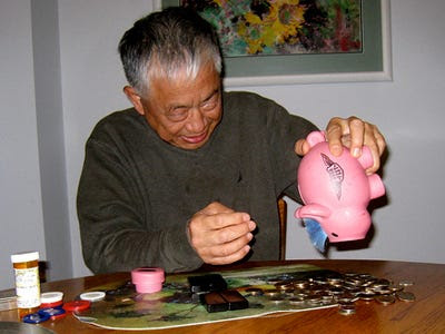 Average people focus on saving. Rich people focus on earning.