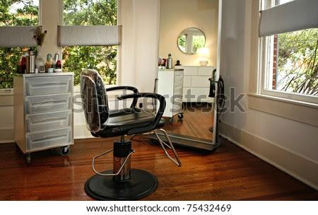 Beauty salon interior Stock Photos, Beauty salon interior Stock ...