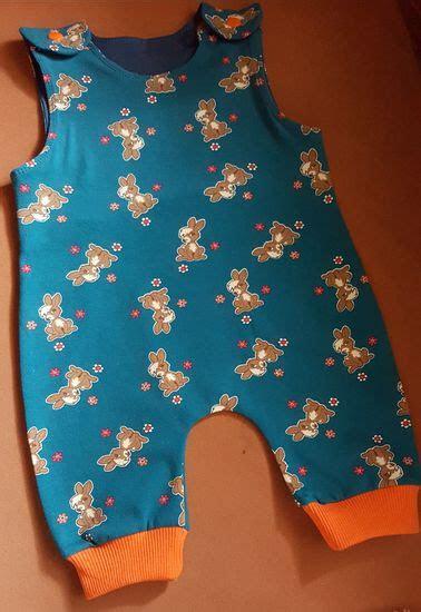 kostenlose schnittmuster baby strampler