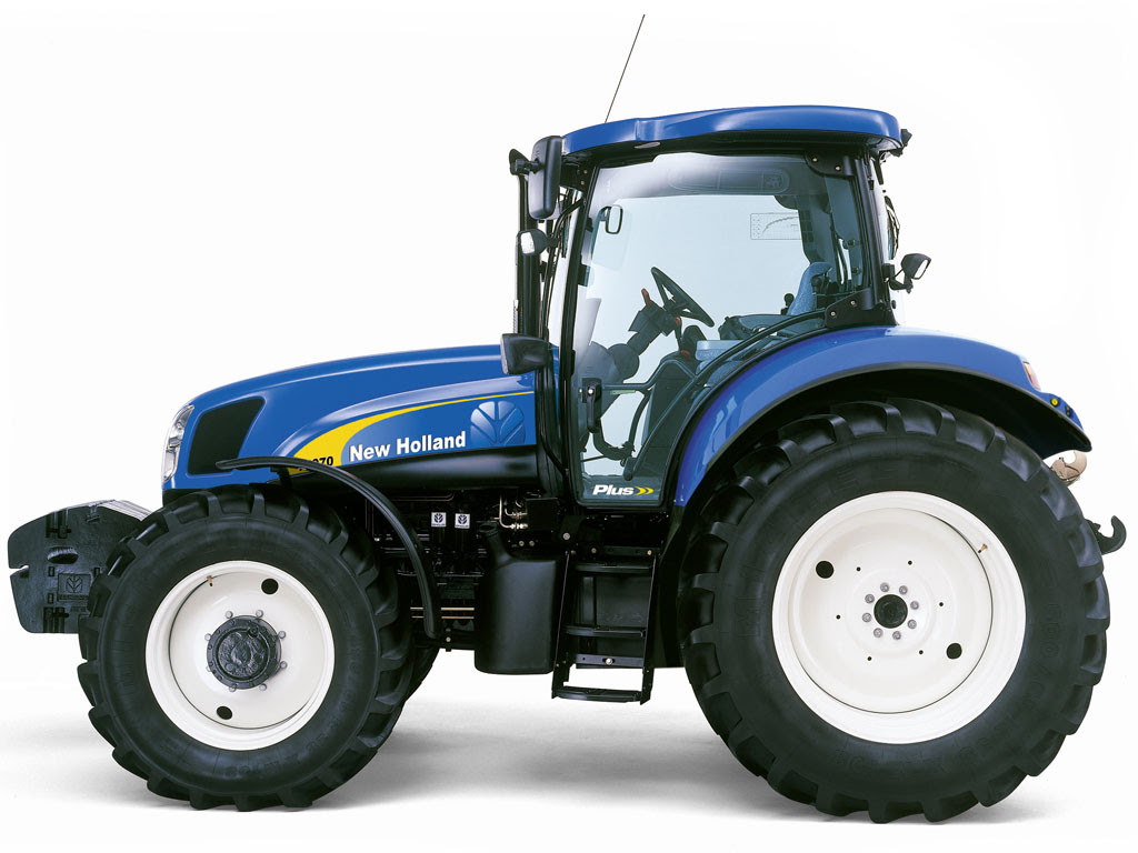 élégant Coloriage Tracteur New Holland A Imprimer Des