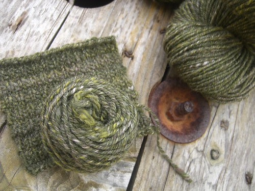 3ply merino and blue faced leicester