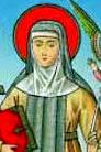 Alicia de Schaerbeek, Santa