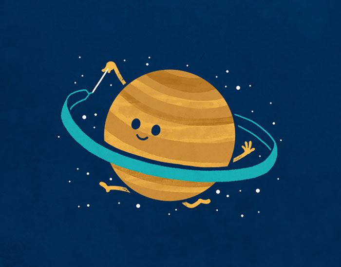 Картинки планеты смешные