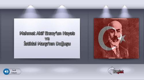 Mehmet Akif Ersoyun Hayatı Ve Istiklal Marşının Doğuşu Sesli