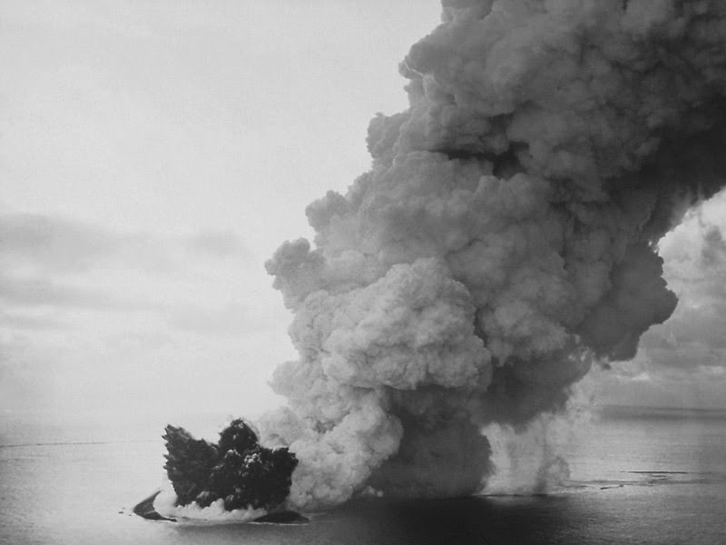 The Birth of Surtsey