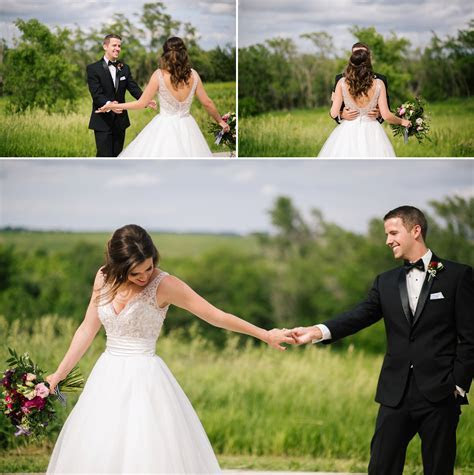 Brent & Miranda at Soaring Wings Vineyard // Nebraska
