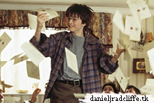 Harry Potter and the Sorcerer's Stone stills