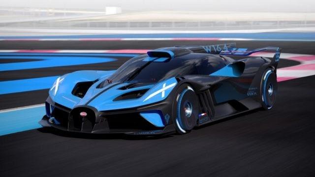 Conozca el Bugatti Bolide: el Bugatti más rápido de la historia con una velocidad máxima de 500 km / h