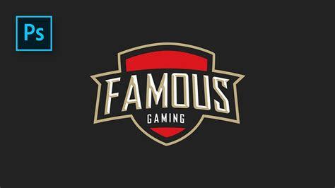 stream  desain logo esport desain logo gaming simpel
