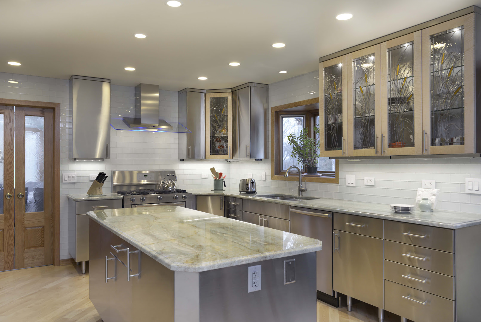 Stainless Steel Kitchens Stainless Steel Kitchen Cabinets Stainless Steel Countertops Metal Cabinets