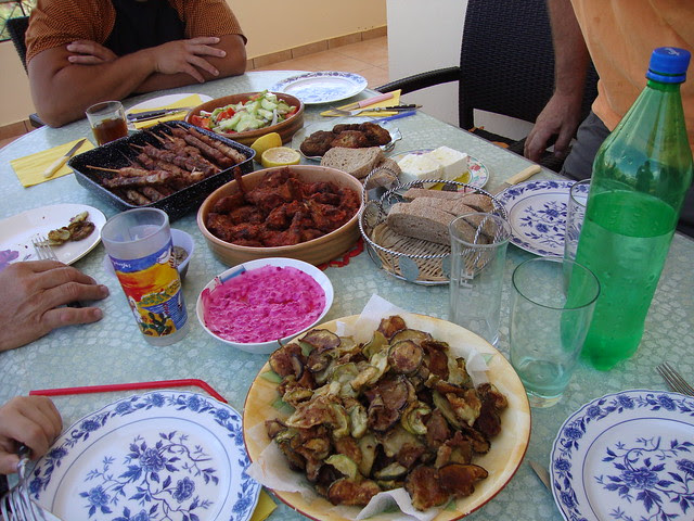 pikilia greek mixed grill