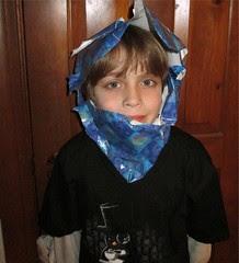 Max in blue by Teckelcar