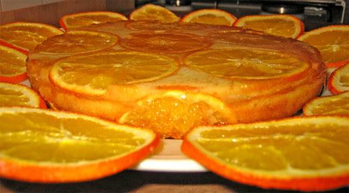 Torta di ricotta all'arancia by fugzu