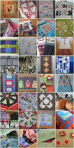 Stuff I Made - Most of Poppyprint's 2010 Finishes