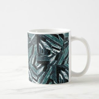 Abstract Study on Coffee/Tea Mug
