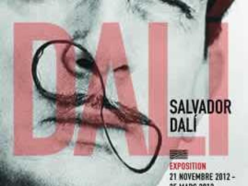 Salvador Dali : une grande exposition au Centre Pompidou