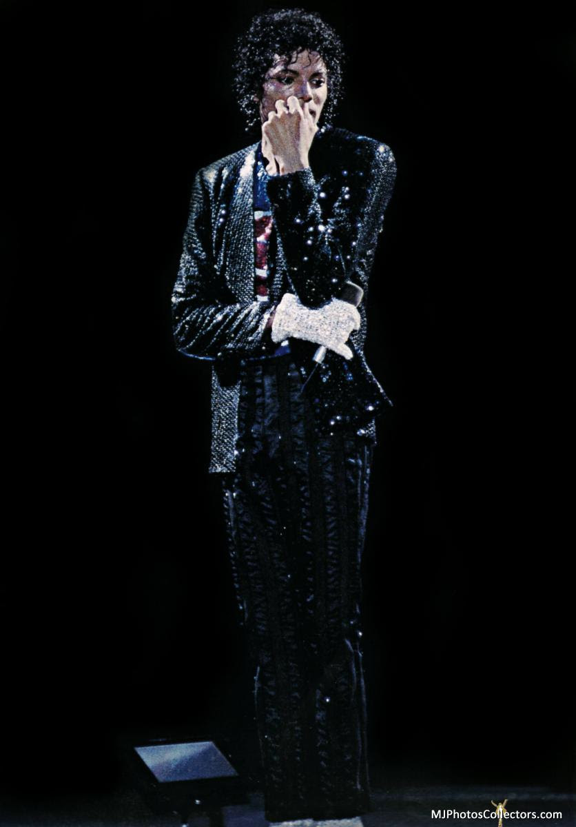Victory Tour Billie Jean Michael Jackson Photo 12771054