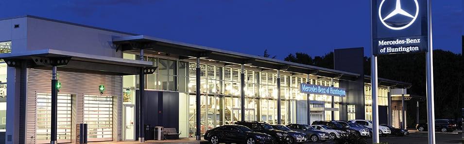 Mercedes-Benz of Huntington AMG Performance Center ...