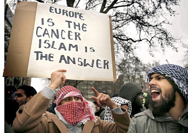 Αποτέλεσμα εικόνας για MUSLIMS IN EUROPE