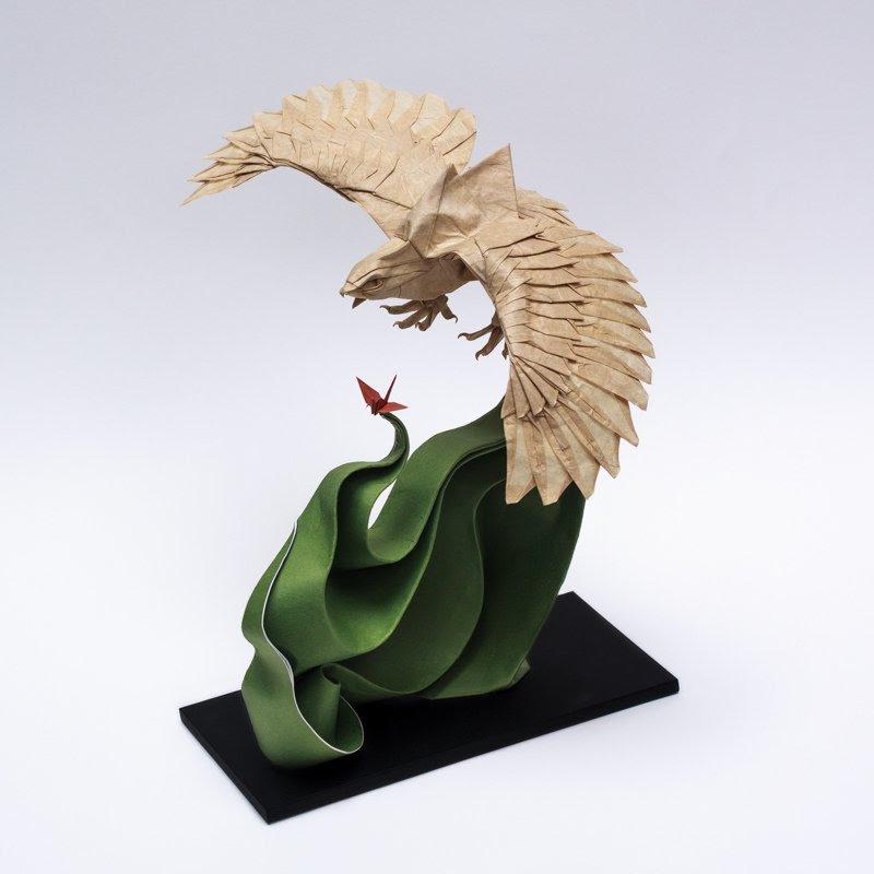 Os incríveis origamis de Nguyen Hung Cuong 06