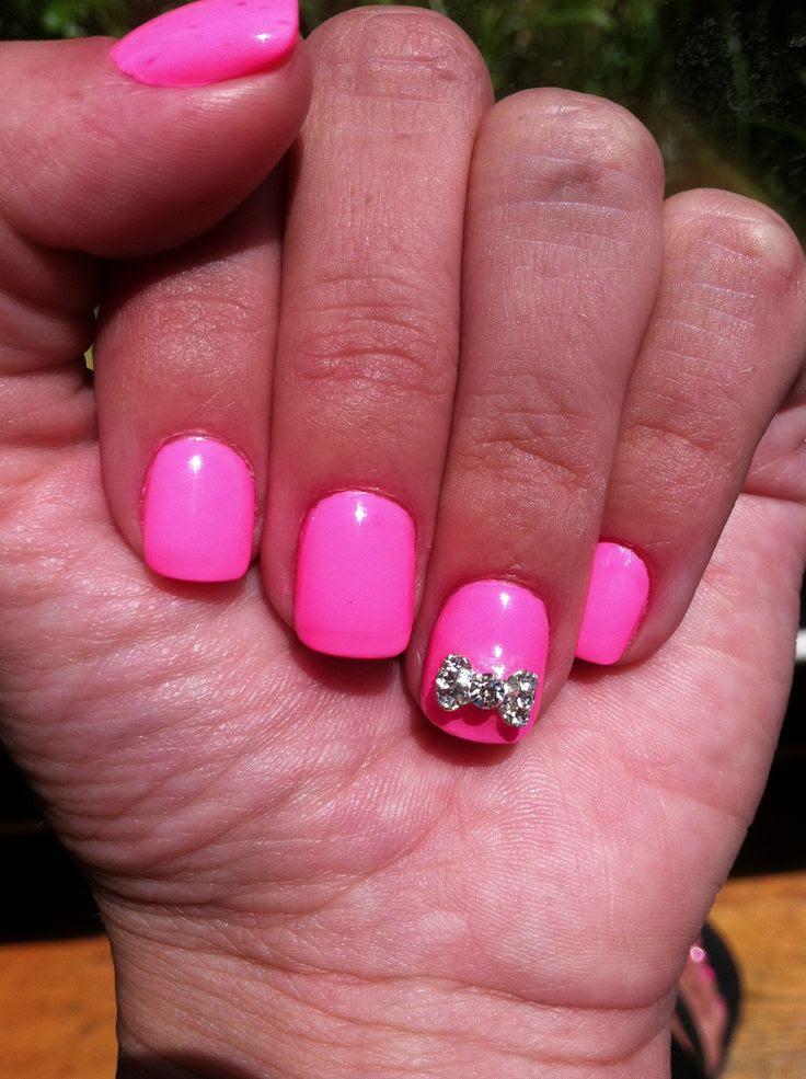 25+ Simple and beautiful Japanese 3D nail art - NAILKART.com