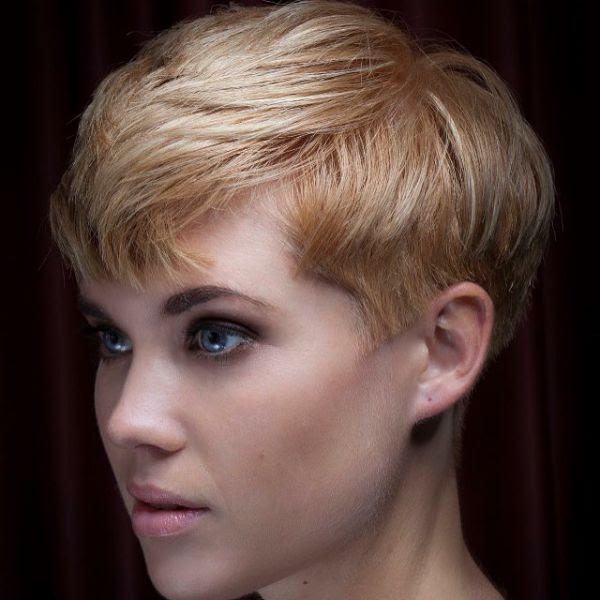 Kurzhaarschnitt Beispiele Für Dickes Haar