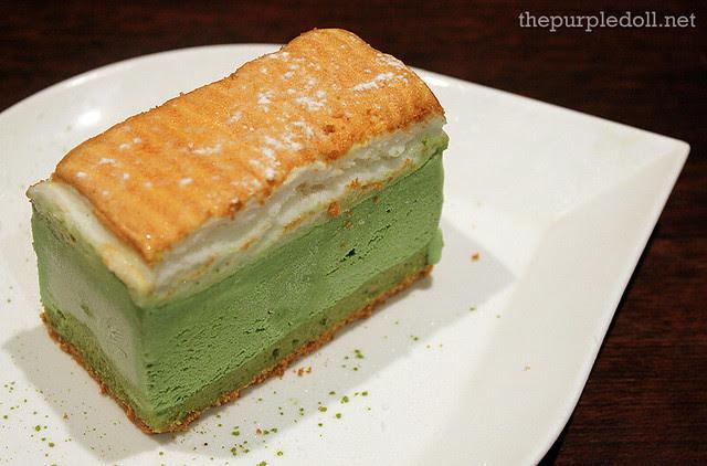 Frozen Green Tea Brazo de Marcedez P325