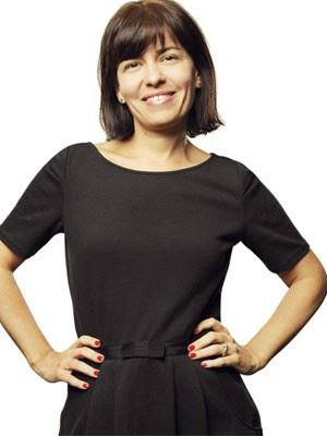 Joanna Monteiro é vice-presidente de criação da FCB Brasil (Foto: Divulgação)