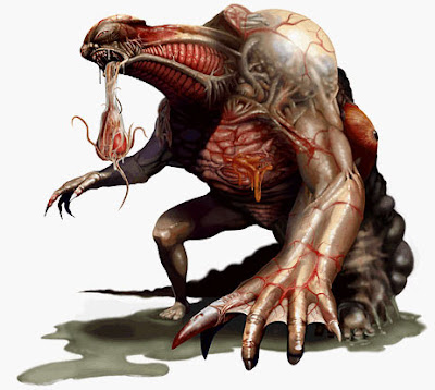 Hillary the Monster