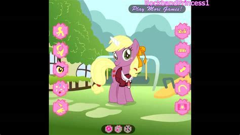 My Little Pony Dress Up Games   Little Pony Games   Girls