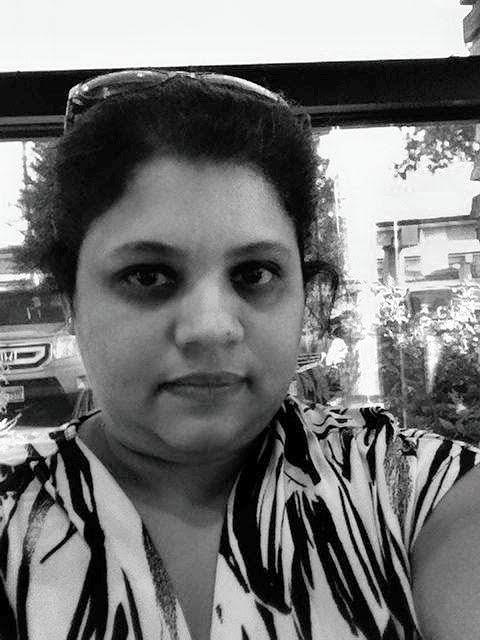 Rubina Ramesh, author and marketeer, speaks to Sanchita Sen
