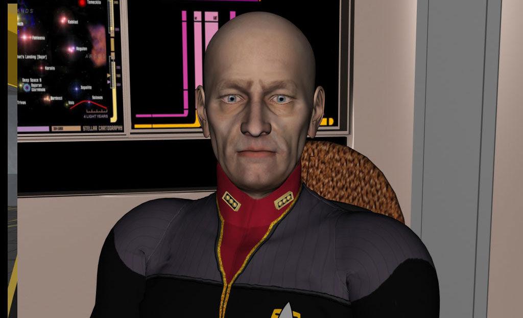 Ammiraglio Flotta Stellare
