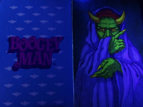 Boogey Man cards