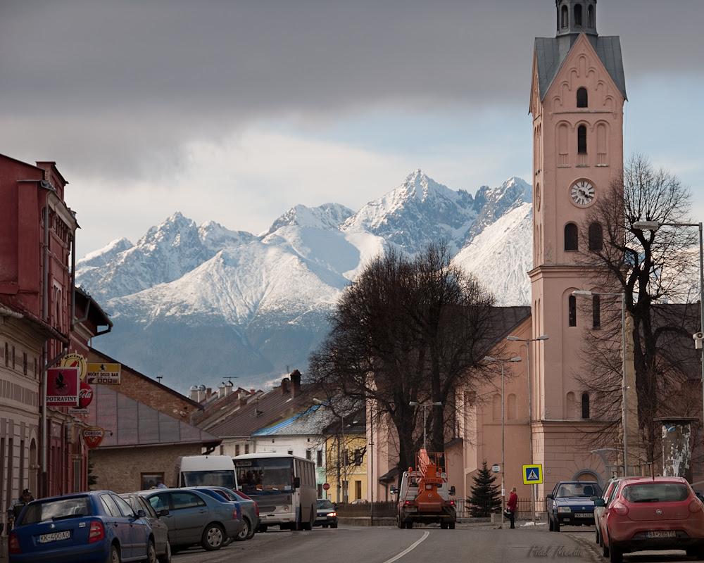 pueblos del Tatras 3