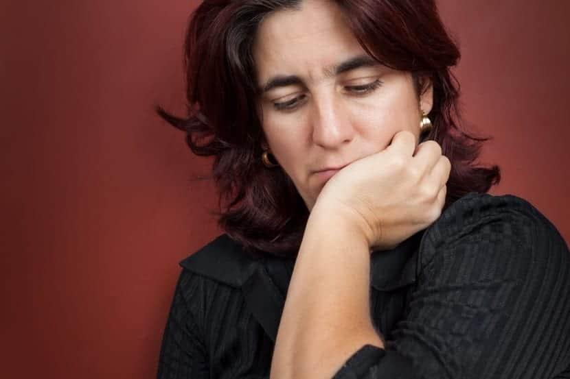 trastorno ciclotímico en estado triste