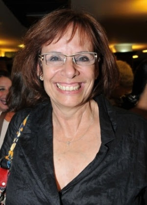 A jornalista Sandra Moreyra