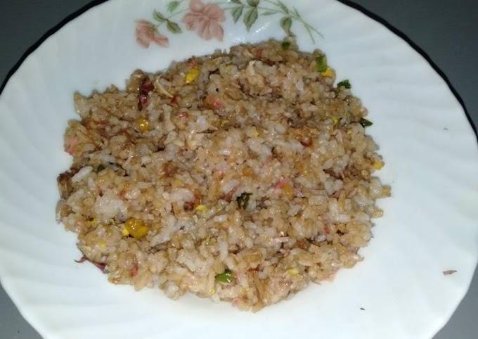 Cara Mudah Membuat Nasi Goreng Kecombrang Cita Rasa Tinggi