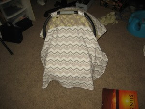 Carseat Cover 0402
