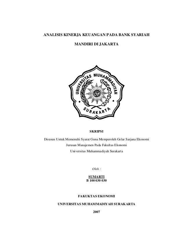 Contoh Proposal Skripsi Ekonomi Pembangunan Pdf Pejuang Skripsi