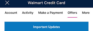 Walmart Credit Card Capital One Credit Score