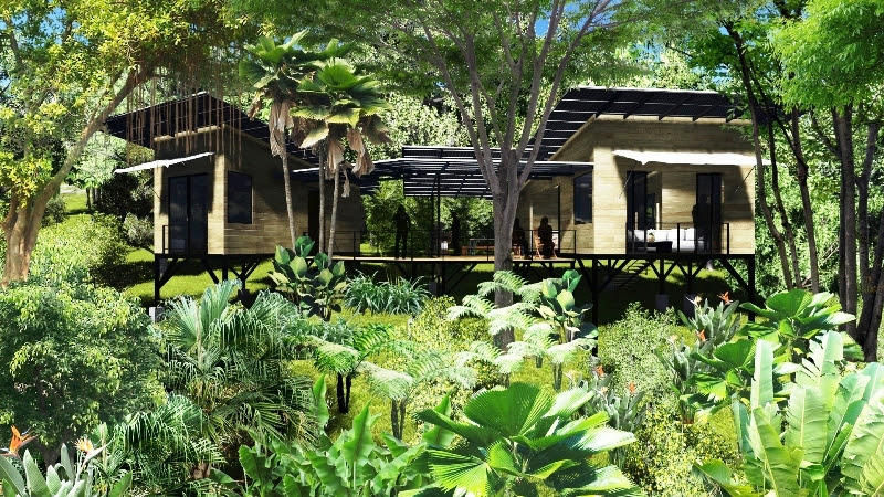 Cool Designs For Tropical Architecture In Costa Rica Enchanting Costa Rica