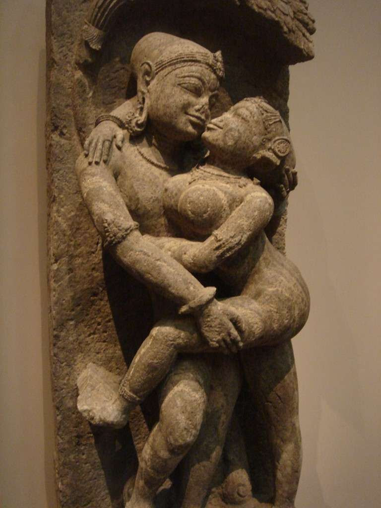 Loving Couple, Maithuna, Eastern Ganga dynasty, 13th century Orissa, India