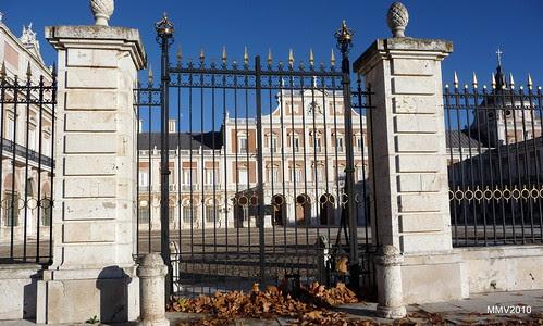 Aranjuez, una tarde de otoño