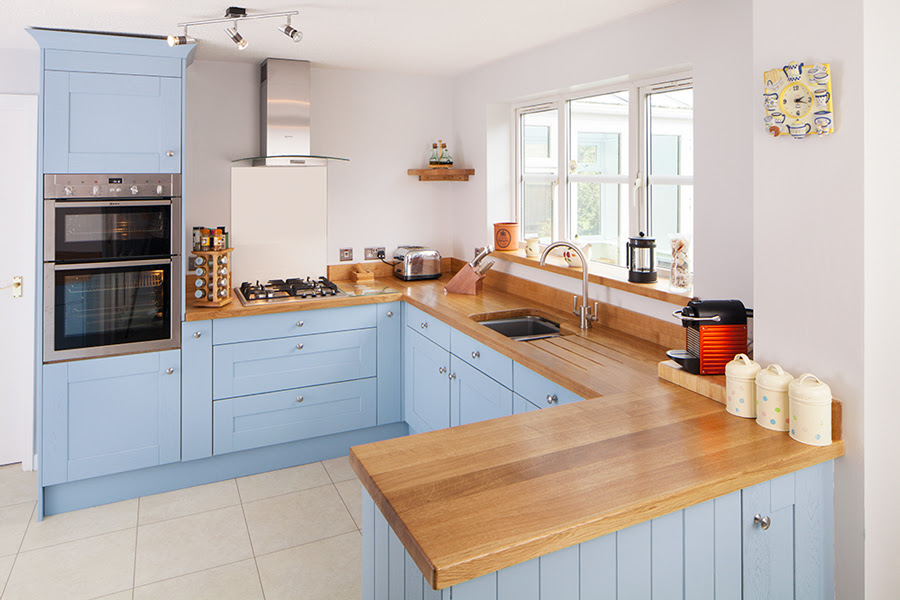 Style Ideas for Solid Oak Kitchens   Solid Wood Kitchen ...